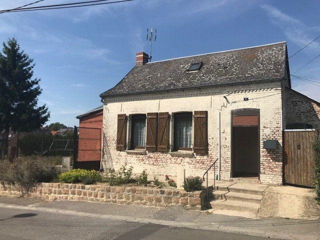 Maison à vendre 3 65m2 à Beaurevoir vignette-1
