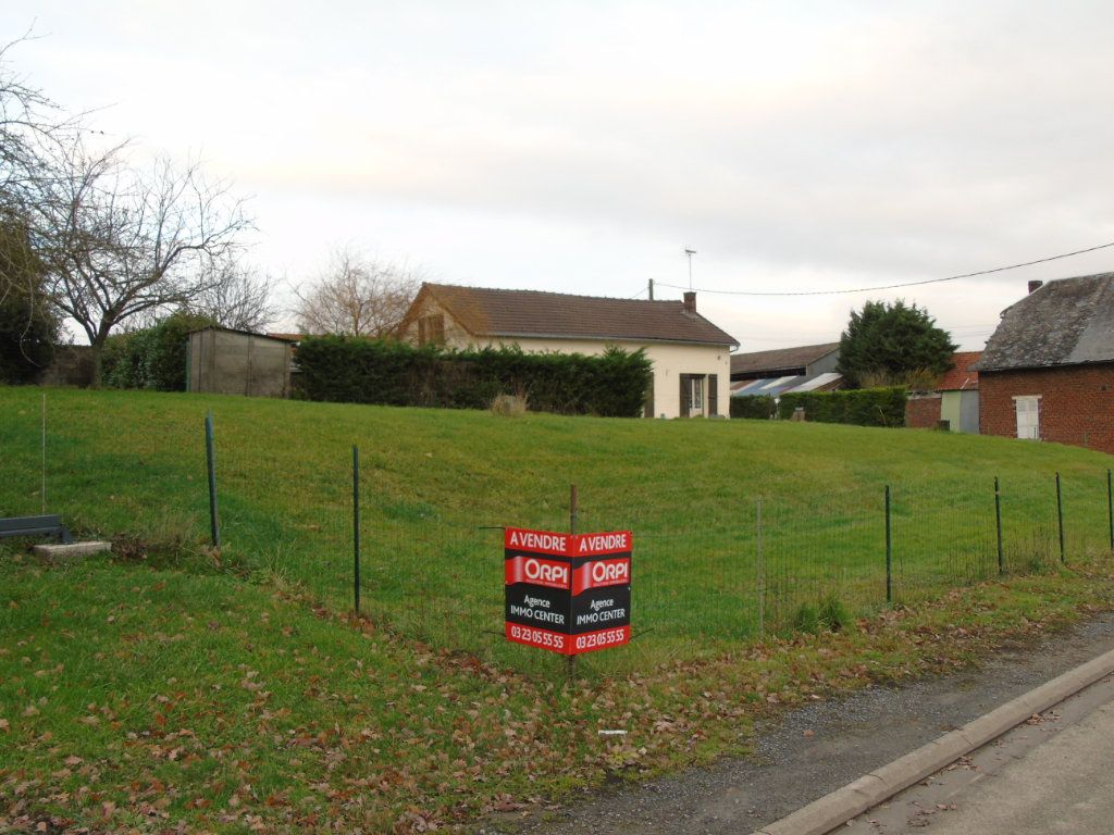 Terrain à vendre 0 535m2 à Vendeuil vignette-1