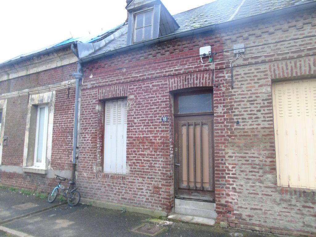 Maison à vendre 1 45m2 à Origny-Sainte-Benoite vignette-1