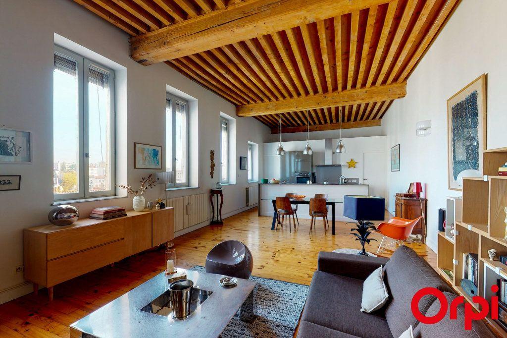 Appartement à vendre 4 114m2 à Lyon 4 vignette-1