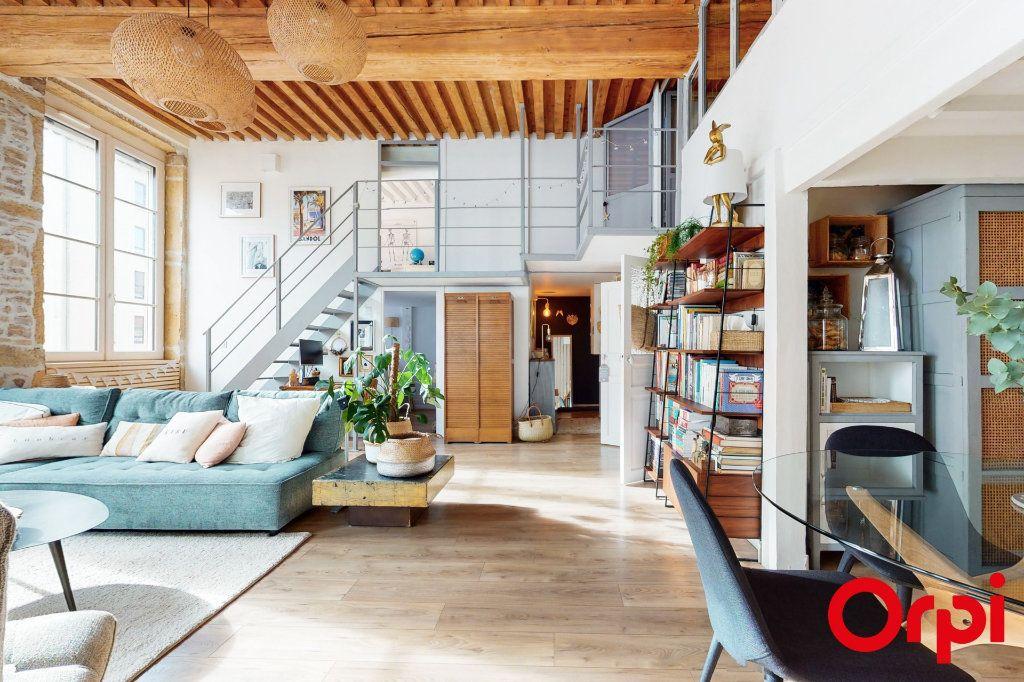 Appartement à vendre 5 104m2 à Lyon 4 vignette-1