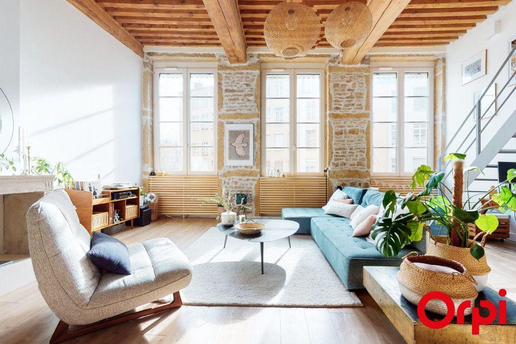 Appartement à vendre 5 104m2 à Lyon 4 vignette-2
