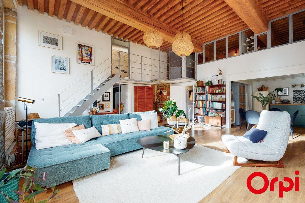 Appartement à vendre 5 104m2 à Lyon 4 vignette-4