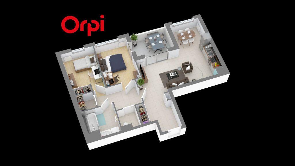 Appartement à vendre 3 74.08m2 à Quincieux vignette-2