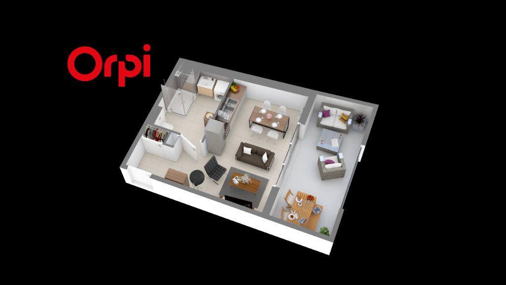 Appartement à vendre 1 28.47m2 à Quincieux vignette-3