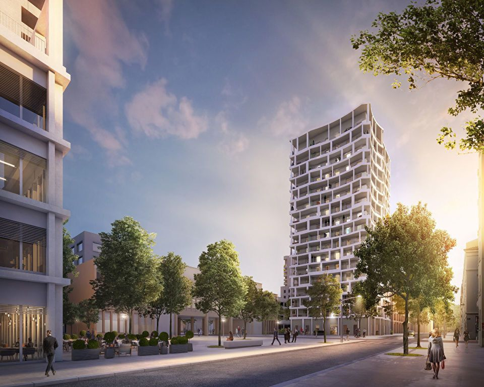 Appartement à vendre 3 62.96m2 à Lyon 2 vignette-5