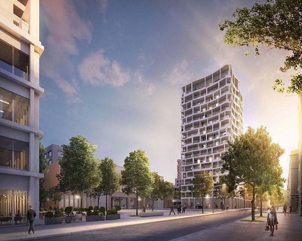 Appartement à vendre 4 101.91m2 à Lyon 2 vignette-3