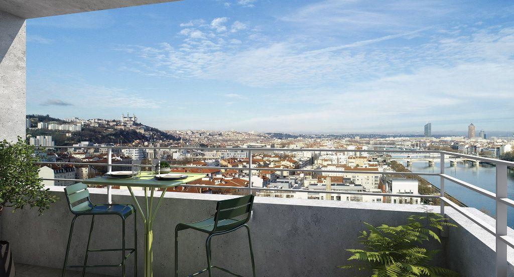 Appartement à vendre 4 88m2 à Lyon 2 vignette-1