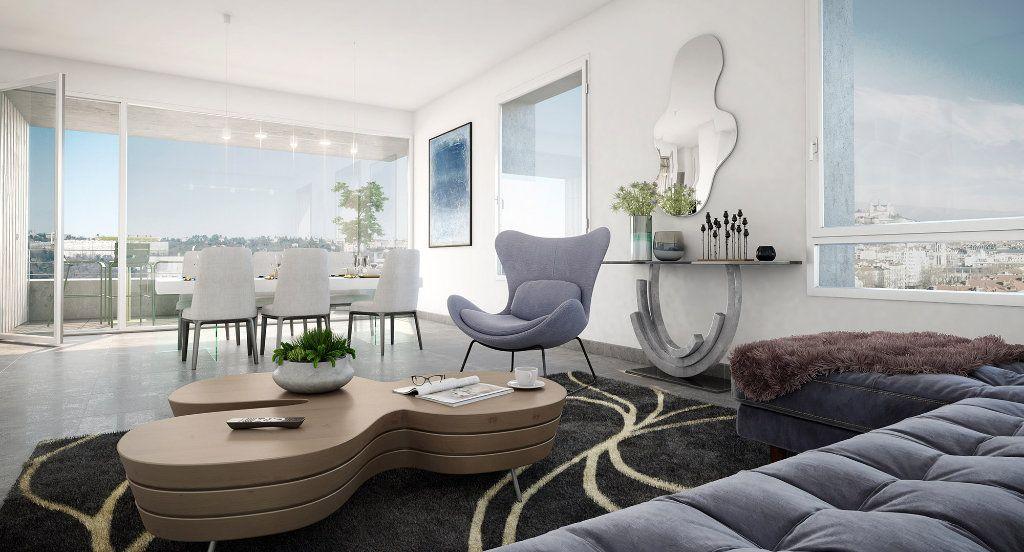 Appartement à vendre 4 88m2 à Lyon 2 vignette-2