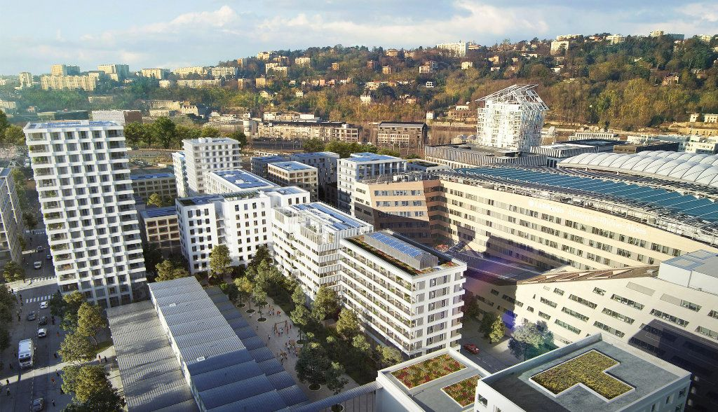 Appartement à vendre 3 70.02m2 à Lyon 2 vignette-4
