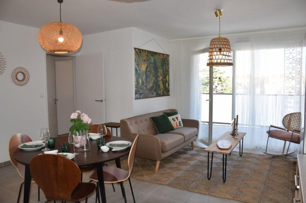 Appartement à vendre 4 76.98m2 à Villeurbanne vignette-1