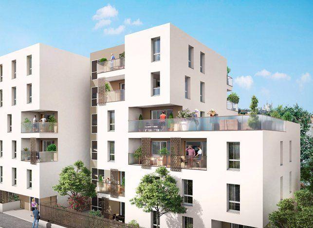 Appartement à vendre 4 76.98m2 à Villeurbanne vignette-4
