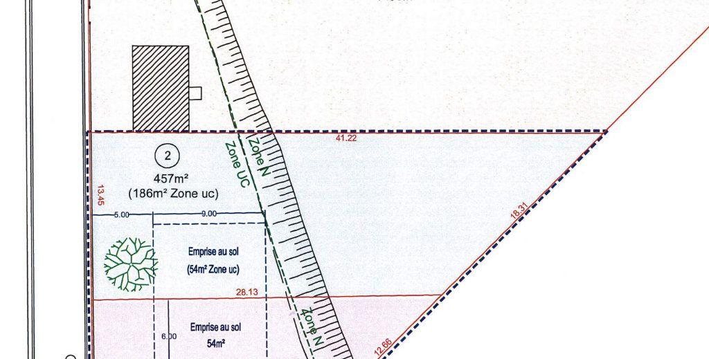 Terrain à vendre 0 457m2 à Gometz-le-Châtel vignette-7