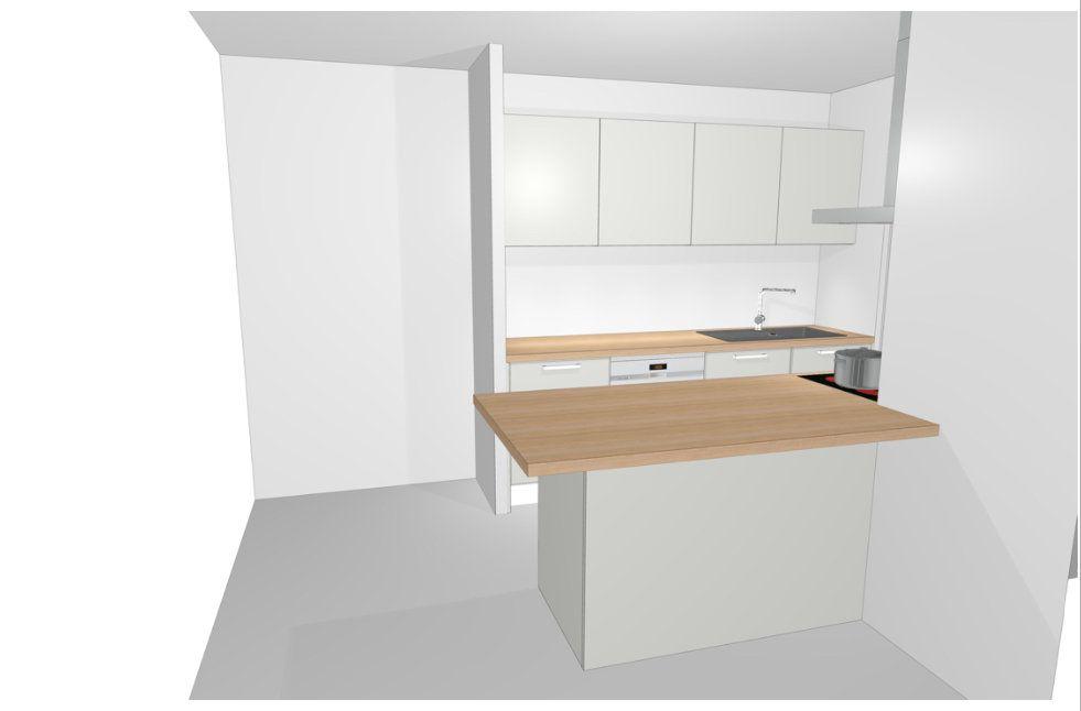 Appartement à louer 2 48.8m2 à Palaiseau vignette-5