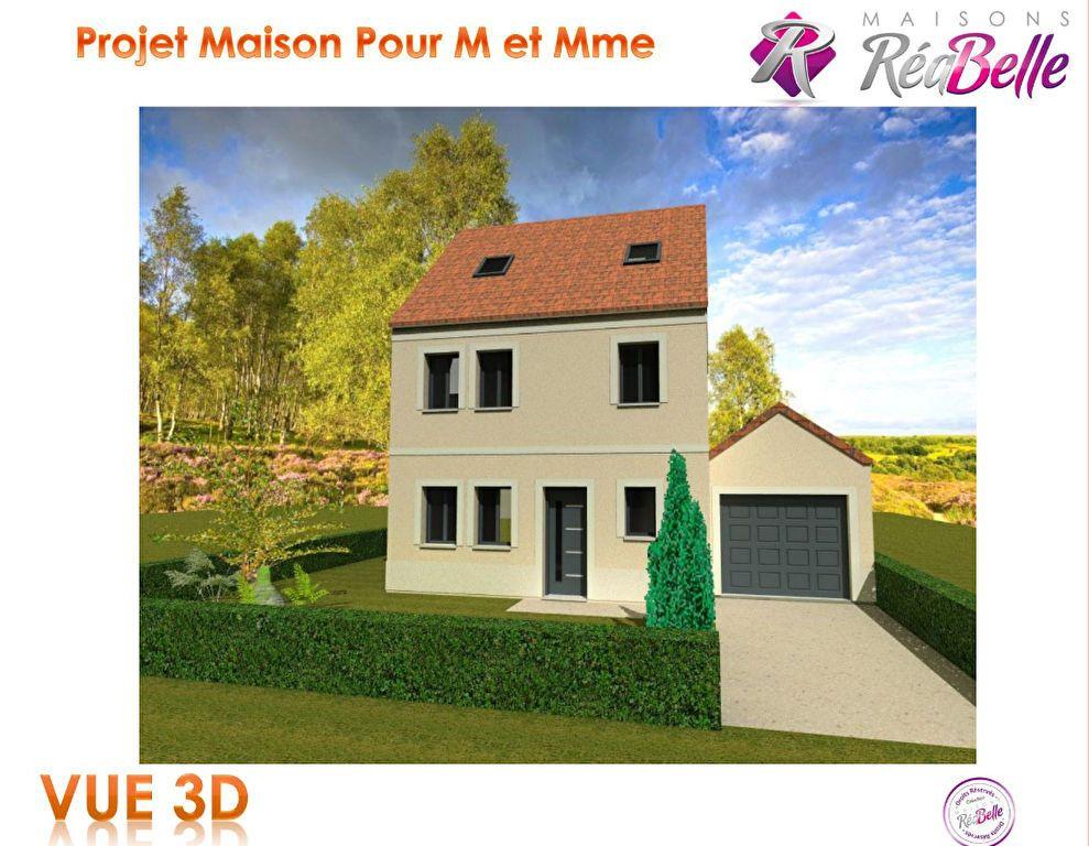 Terrain à vendre 0 514m2 à Gometz-le-Châtel vignette-2