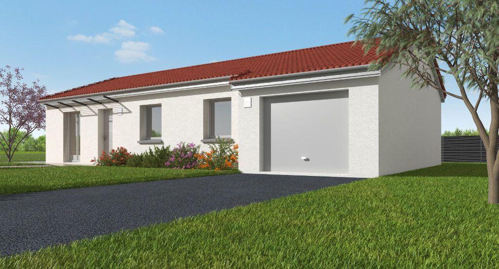 Maison à vendre 6 987m2 à Vensat vignette-1