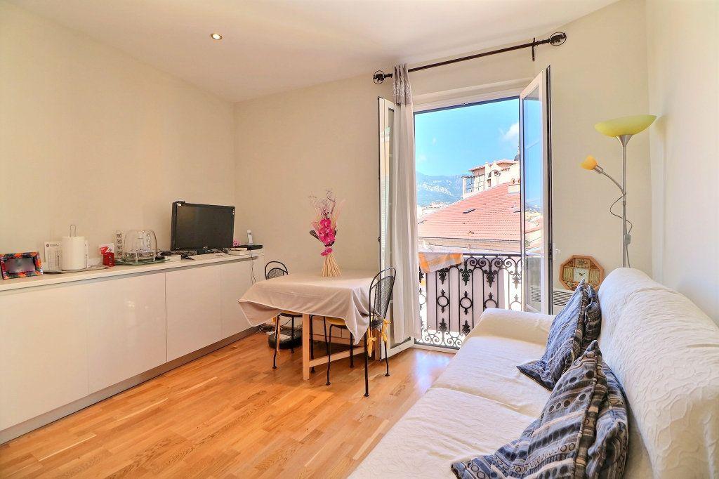 Appartement à vendre 2 38.97m2 à Menton vignette-2