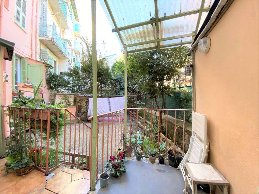 Appartement à vendre 2 32.47m2 à Menton vignette-1