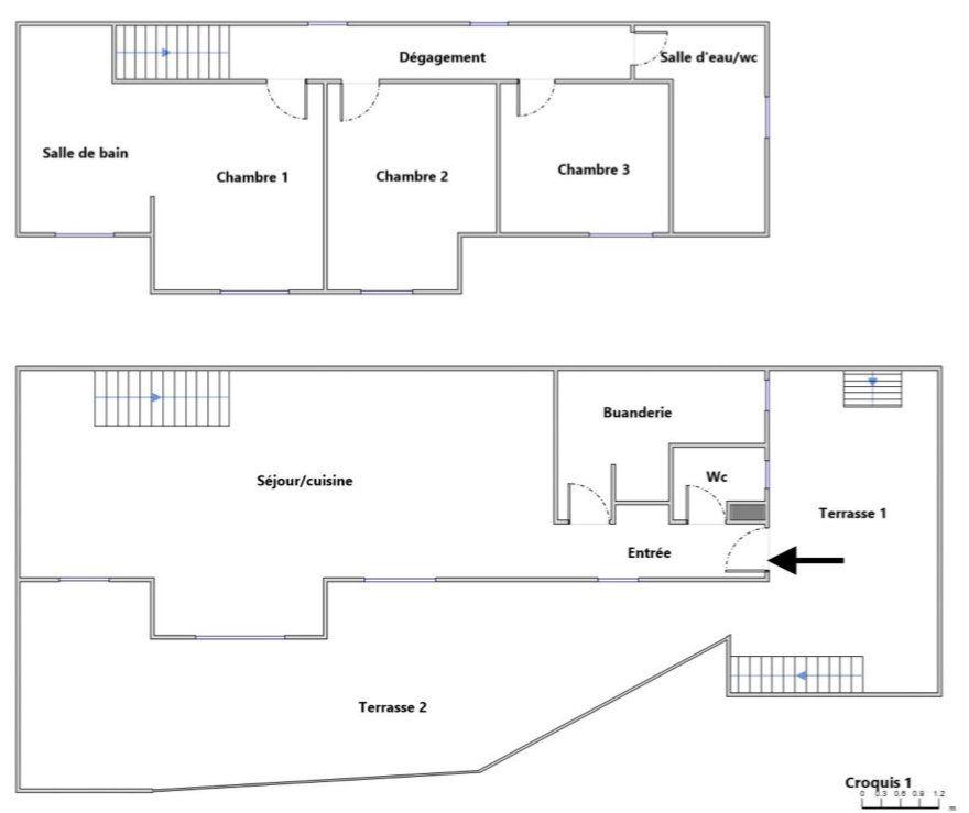 Maison à vendre 4 143m2 à Castellar vignette-12