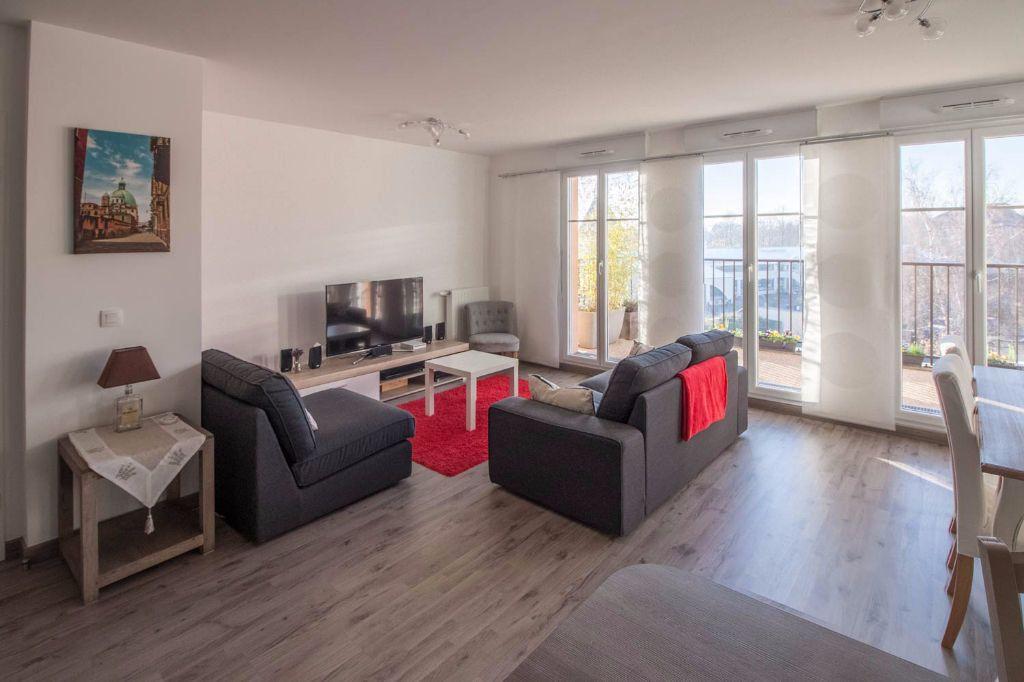 Appartement à louer 2 61.33m2 à Vauréal vignette-1