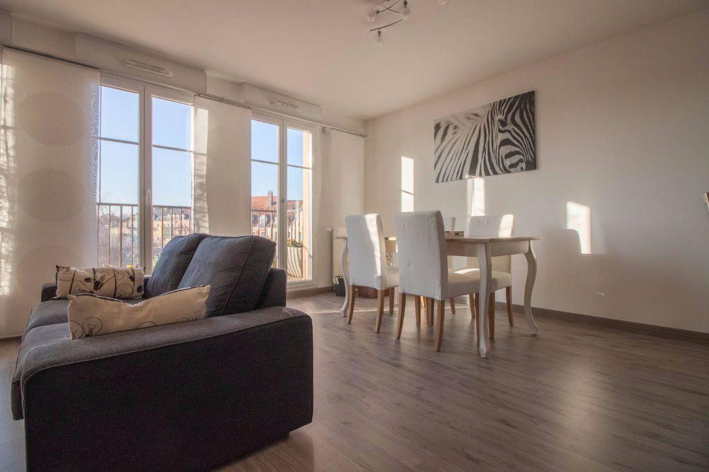 Appartement à louer 2 61.33m2 à Vauréal vignette-2