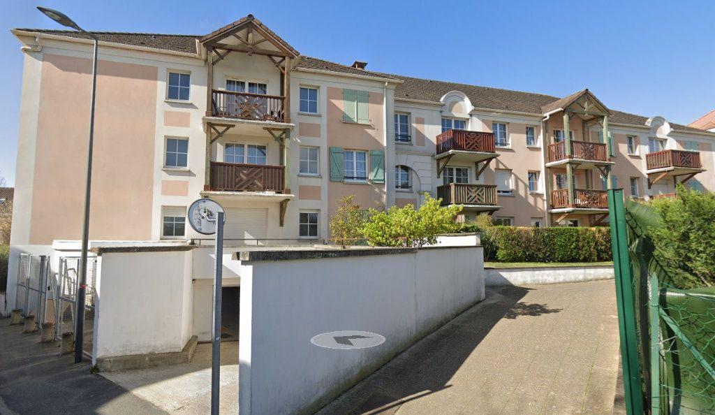 Appartement à louer 2 43.63m2 à Cergy vignette-1