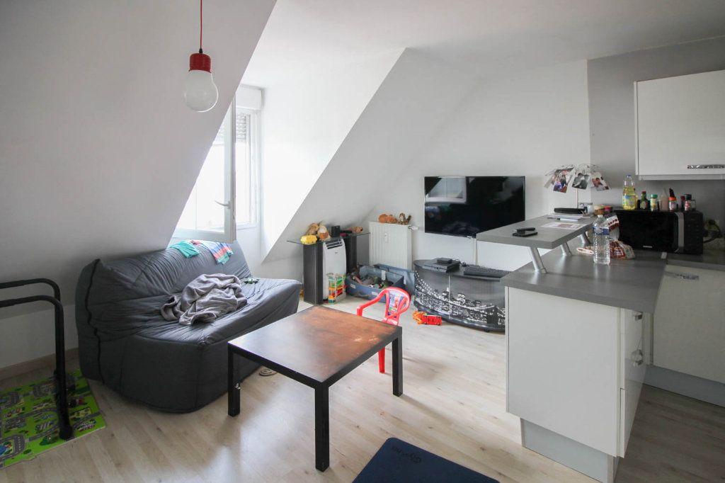Appartement à louer 1 32.71m2 à Vauréal vignette-2