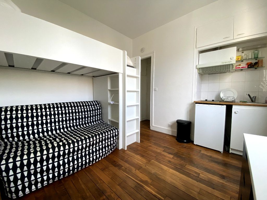 Appartement à louer 1 13m2 à Montrouge vignette-1