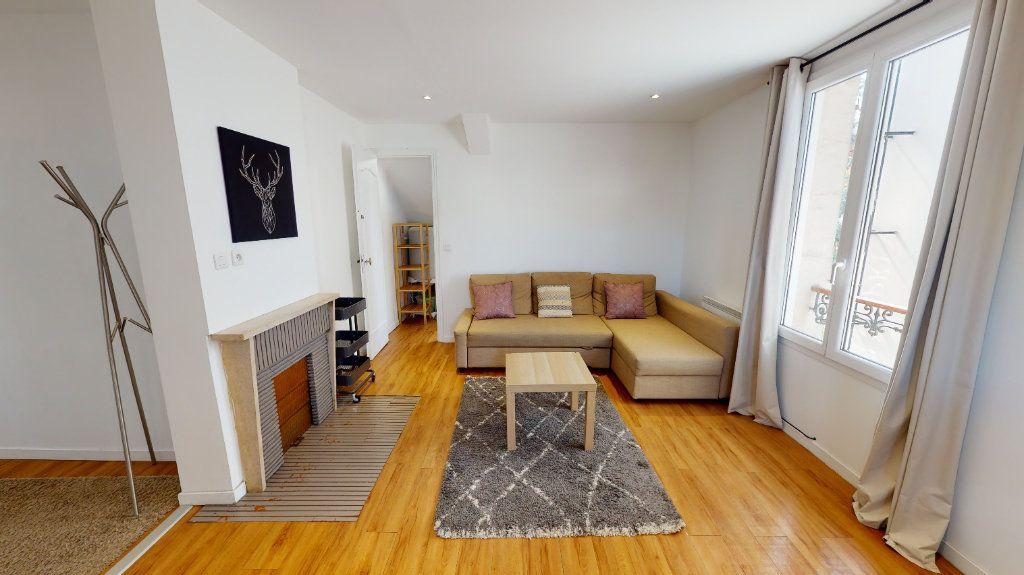 Appartement à louer 2 42.11m2 à Montrouge vignette-2