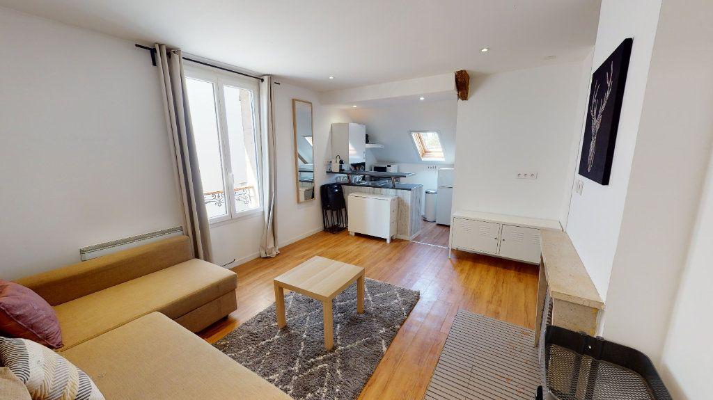 Appartement à louer 2 42.11m2 à Montrouge vignette-3
