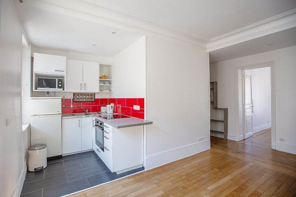 Appartement à louer 2 36.59m2 à Montrouge vignette-1