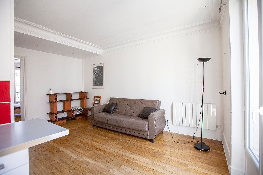 Appartement à louer 2 36.59m2 à Montrouge vignette-3