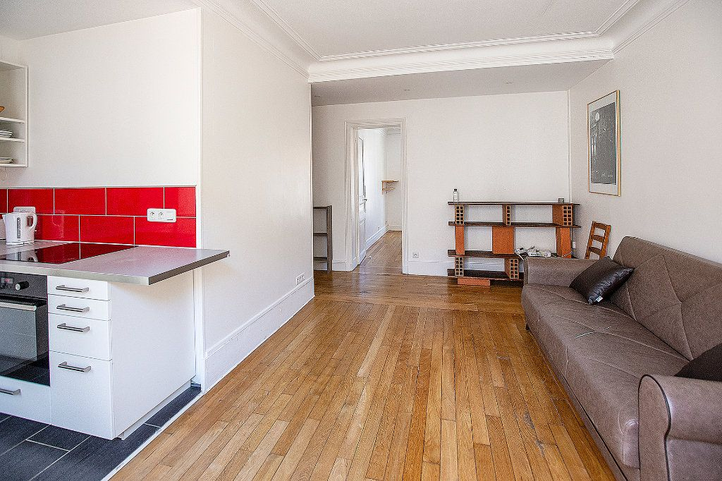 Appartement à louer 2 36.59m2 à Montrouge vignette-4