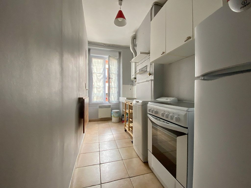 Appartement à louer 2 43.22m2 à Montrouge vignette-5