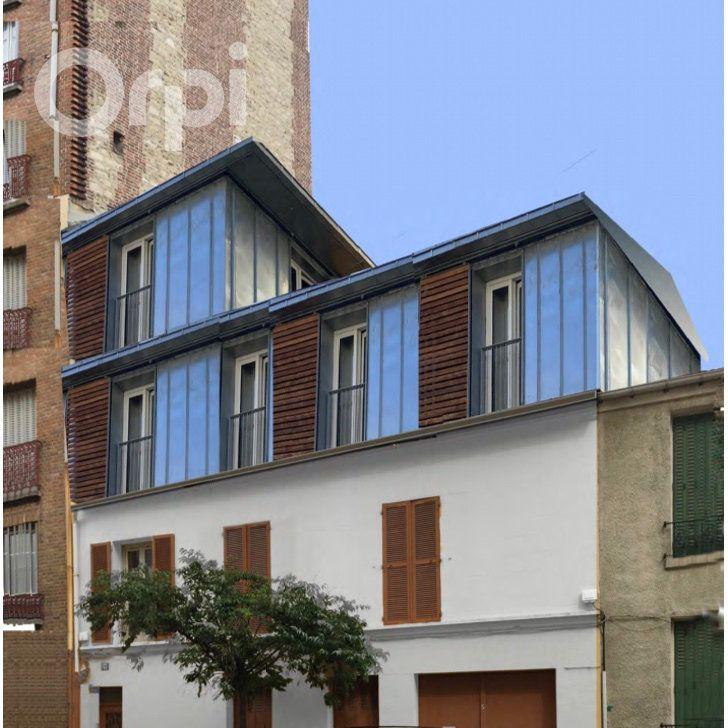 Appartement à vendre 5 120.07m2 à Montrouge vignette-1