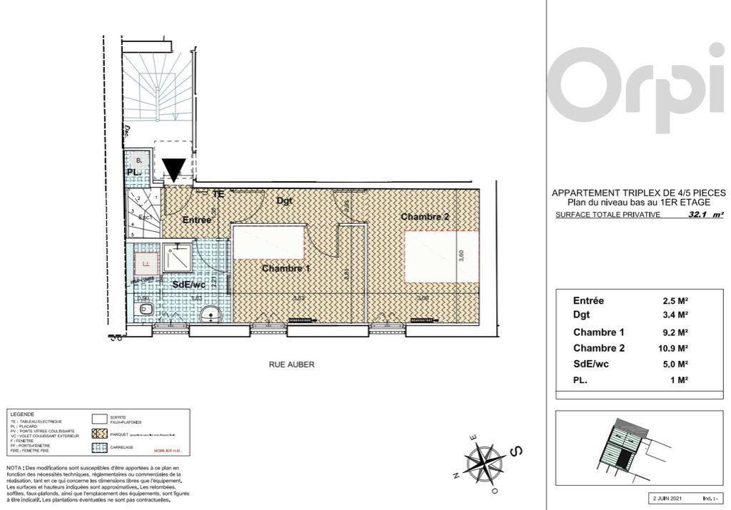 Appartement à vendre 5 120.07m2 à Montrouge vignette-2