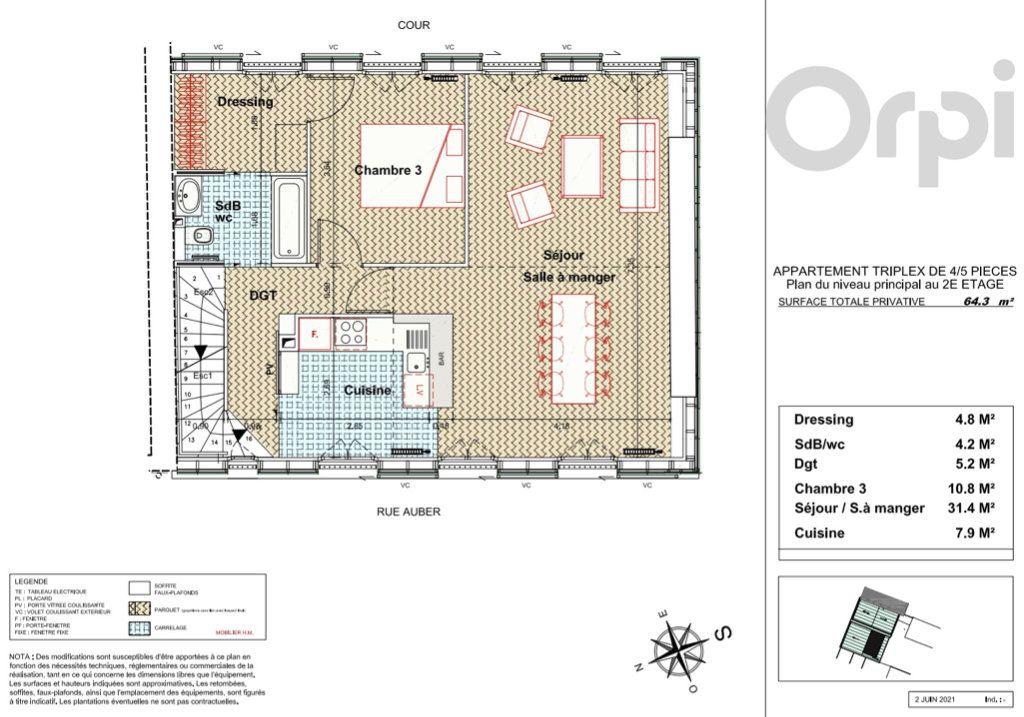 Appartement à vendre 5 120.07m2 à Montrouge vignette-3