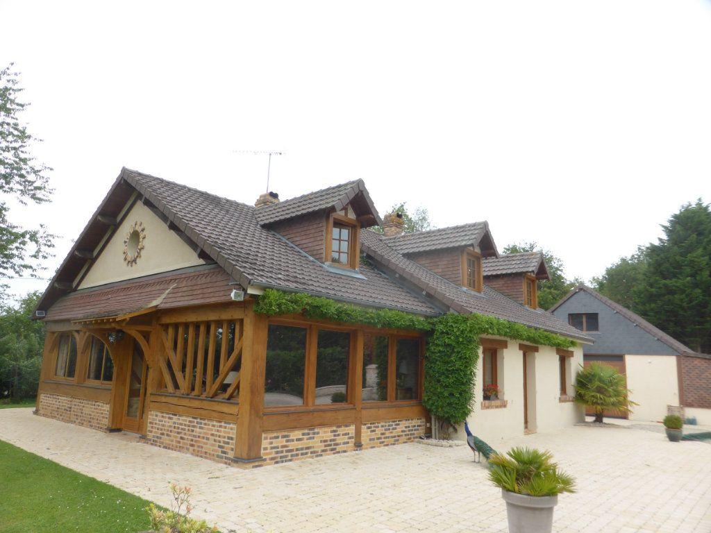 Maison à vendre 6 195m2 à Saint-Pierre-du-Jonquet vignette-2