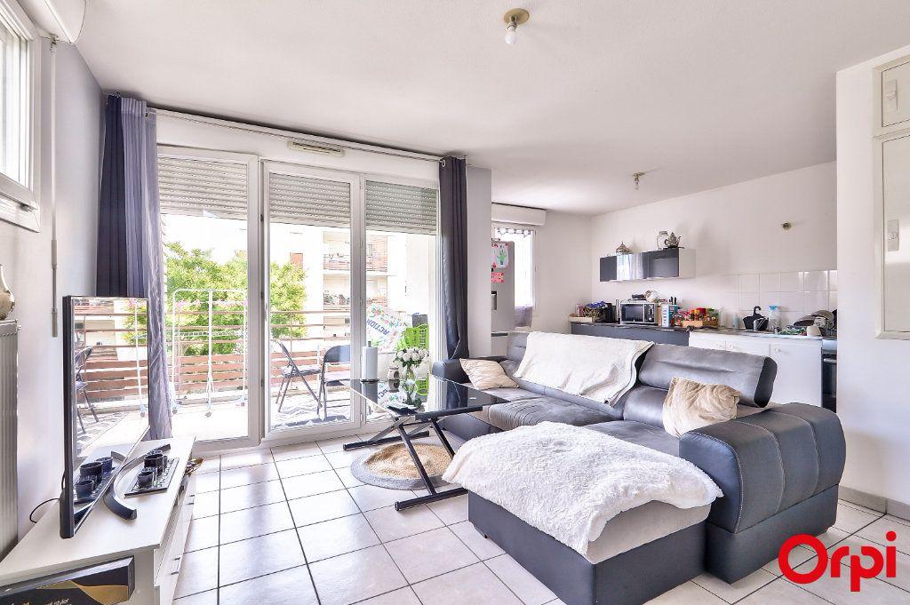 Appartement à vendre 2 44.55m2 à Vaulx-en-Velin vignette-2