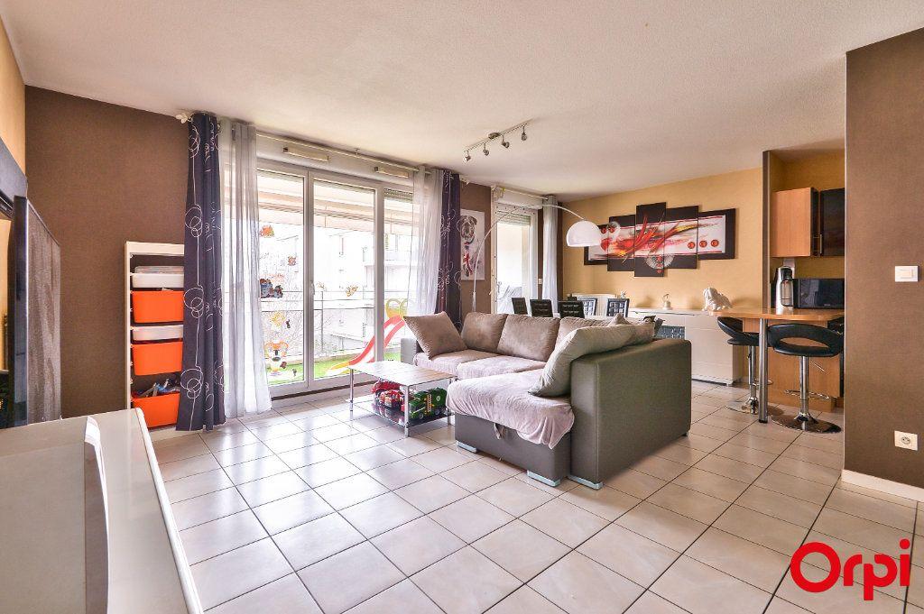 Appartement à vendre 3 66m2 à Vaulx-en-Velin vignette-2