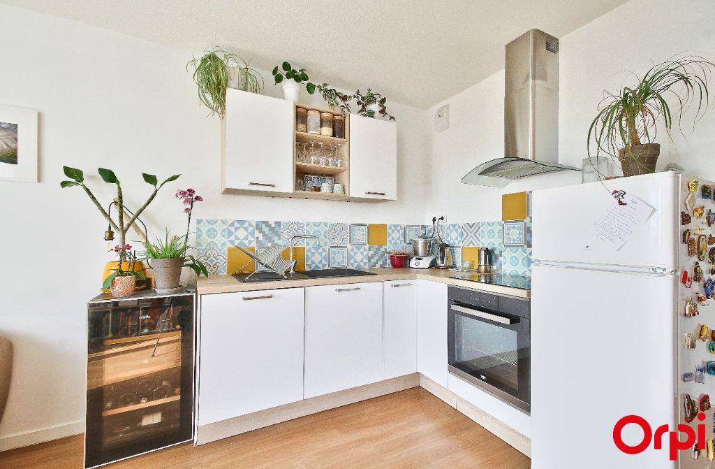 Appartement à vendre 2 42.45m2 à Vaulx-en-Velin vignette-4
