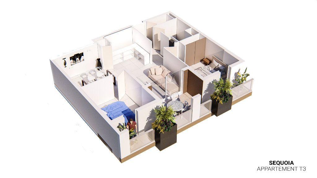 Appartement à vendre 3 73.66m2 à Frontignan vignette-2