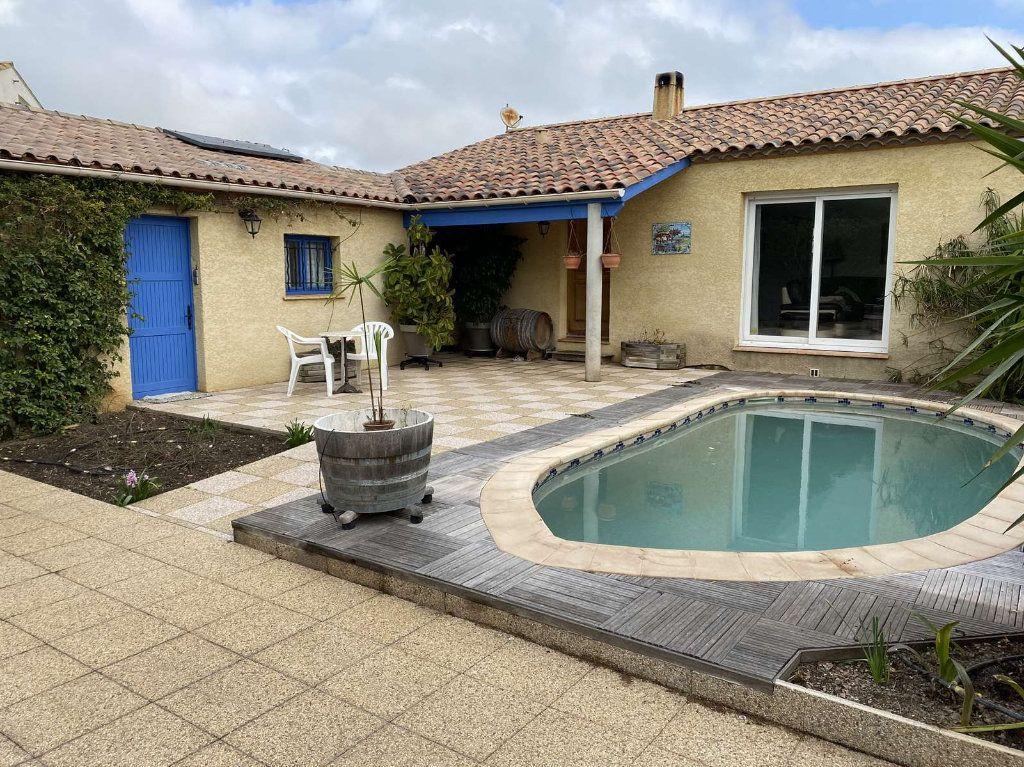Maison à vendre 4 127m2 à Frontignan vignette-1