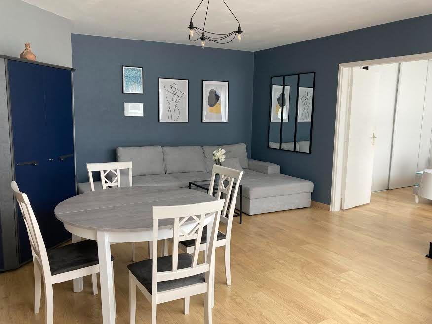 Appartement à louer 2 51.86m2 à Palaiseau vignette-3