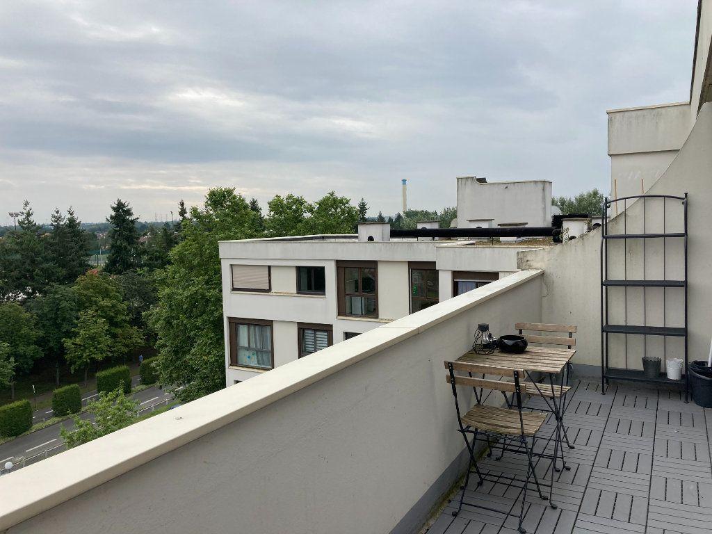 Appartement à louer 2 55.02m2 à Les Ulis vignette-3