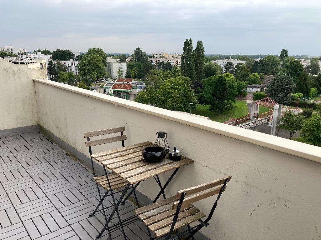 Appartement à louer 2 55.02m2 à Les Ulis vignette-4