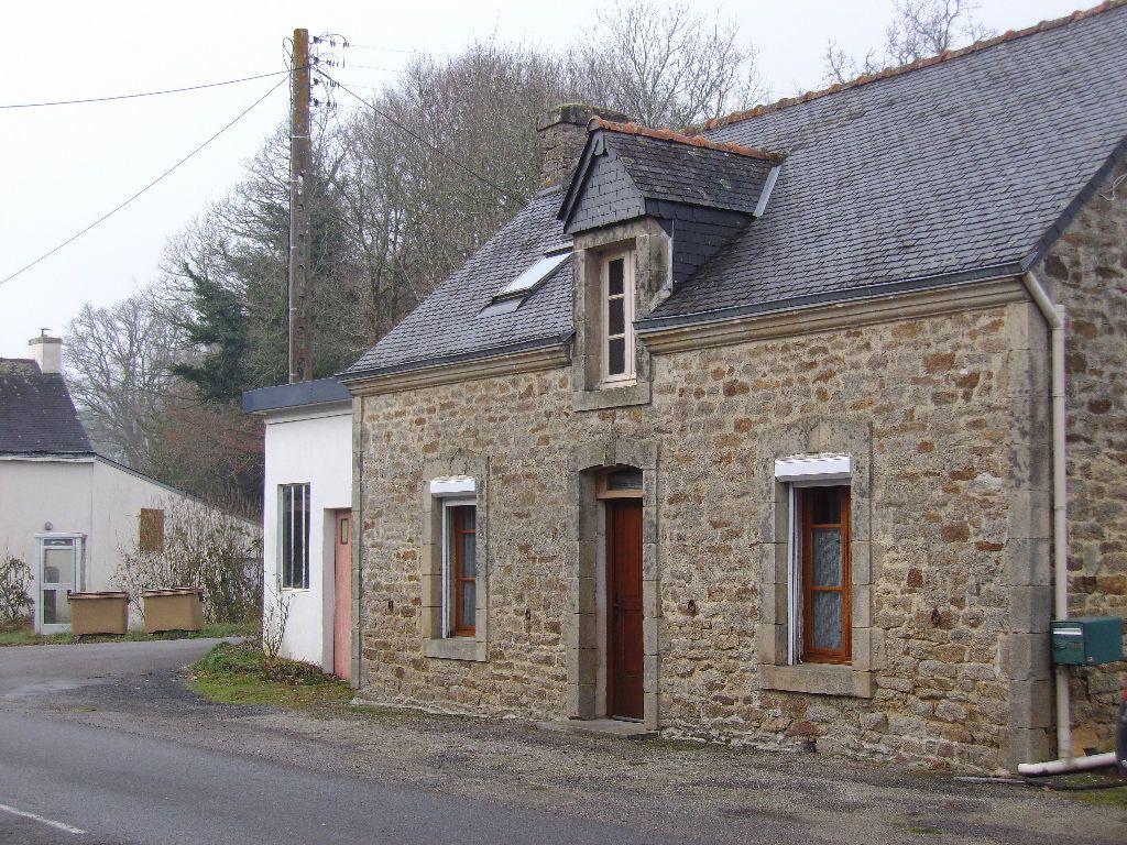 Maison à vendre 3 80m2 à Lanvénégen vignette-1