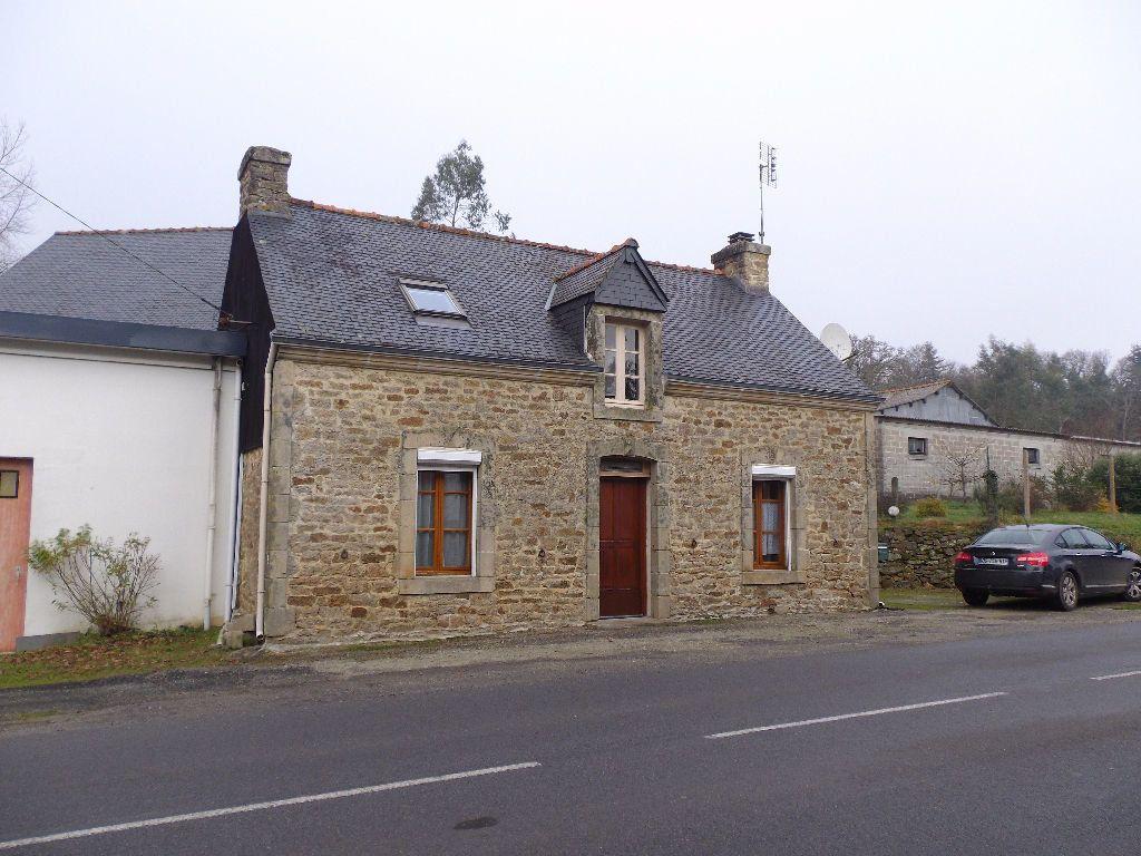 Maison à vendre 3 80m2 à Lanvénégen vignette-12