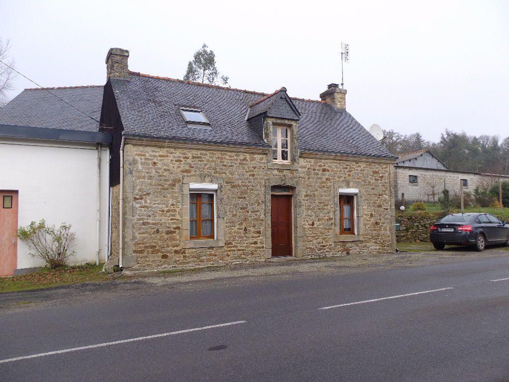 Maison à vendre 3 80m2 à Lanvénégen vignette-13