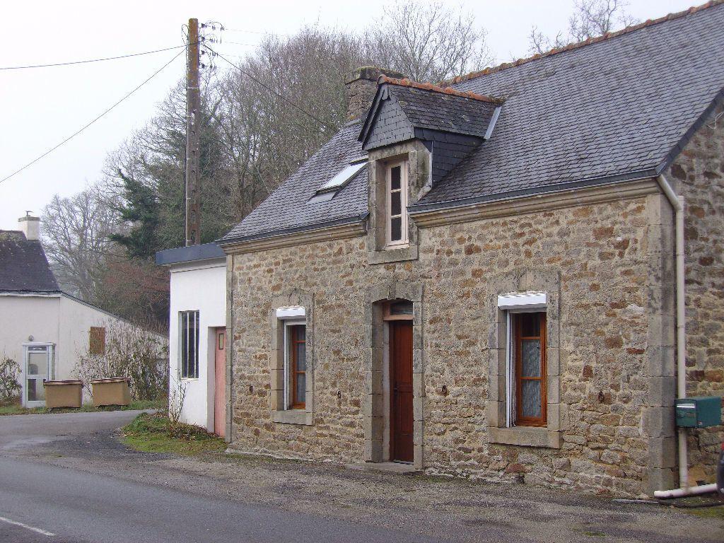 Maison à vendre 3 80m2 à Lanvénégen vignette-16